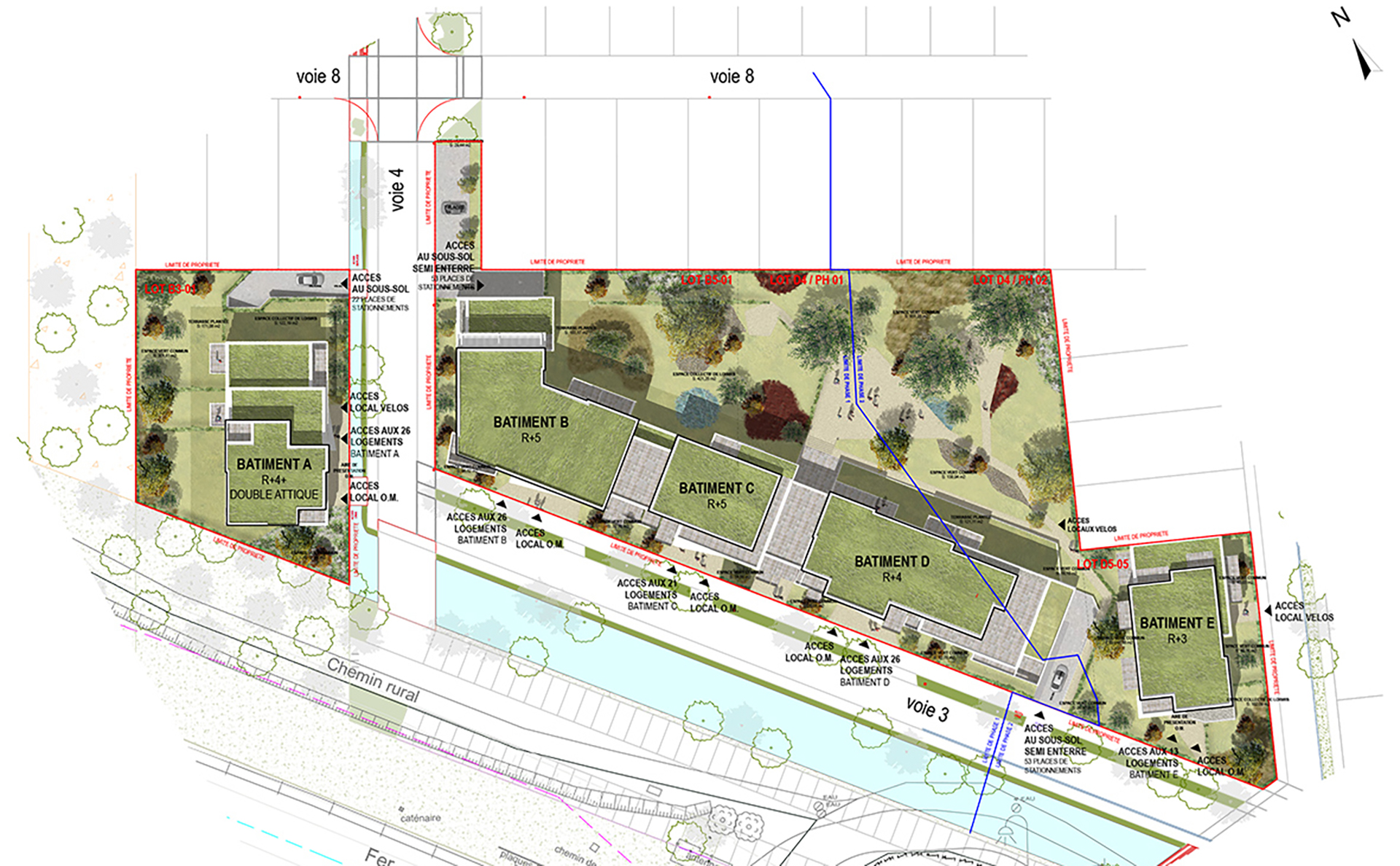 plan ketplus logements brumath