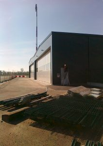 construction hangar eiffage