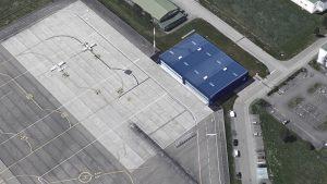 hangar eiffage k&+