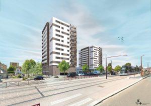k&+ habitation moderne cité wihrel
