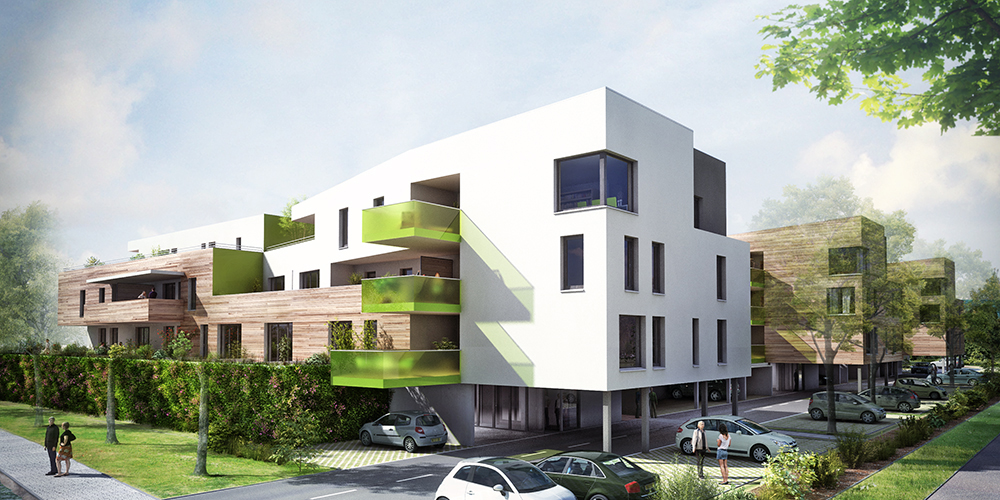 vue projet ketplus icade yutz logements