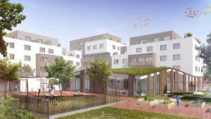 Opidia K&+ logements Playgroup