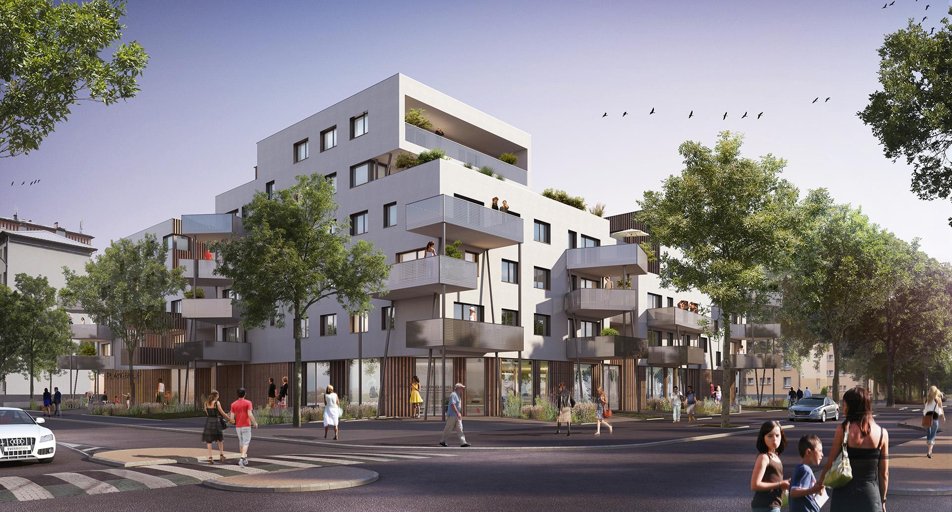 Opidia K&+ logements