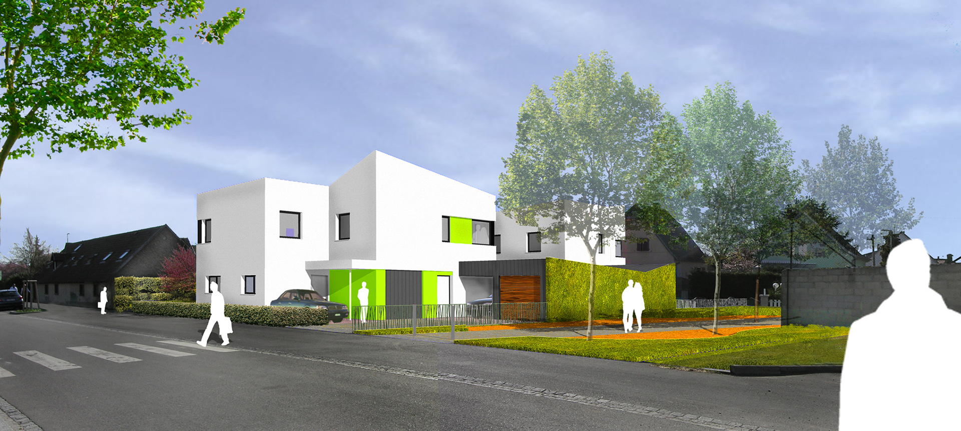 projet maisons lingolsheim ketplus