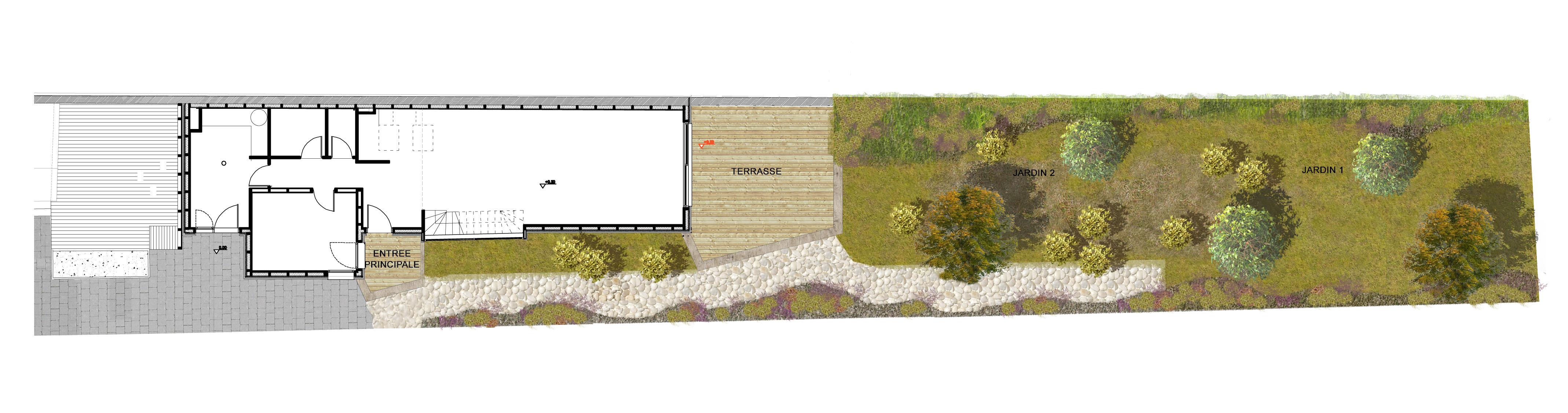 plan maison robertsau