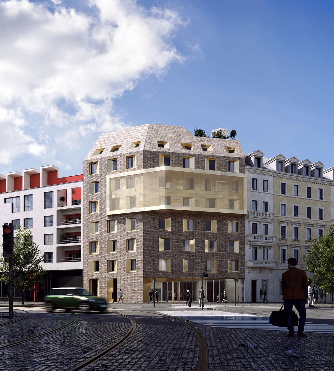 Hôtel Ketplus Strasbourg