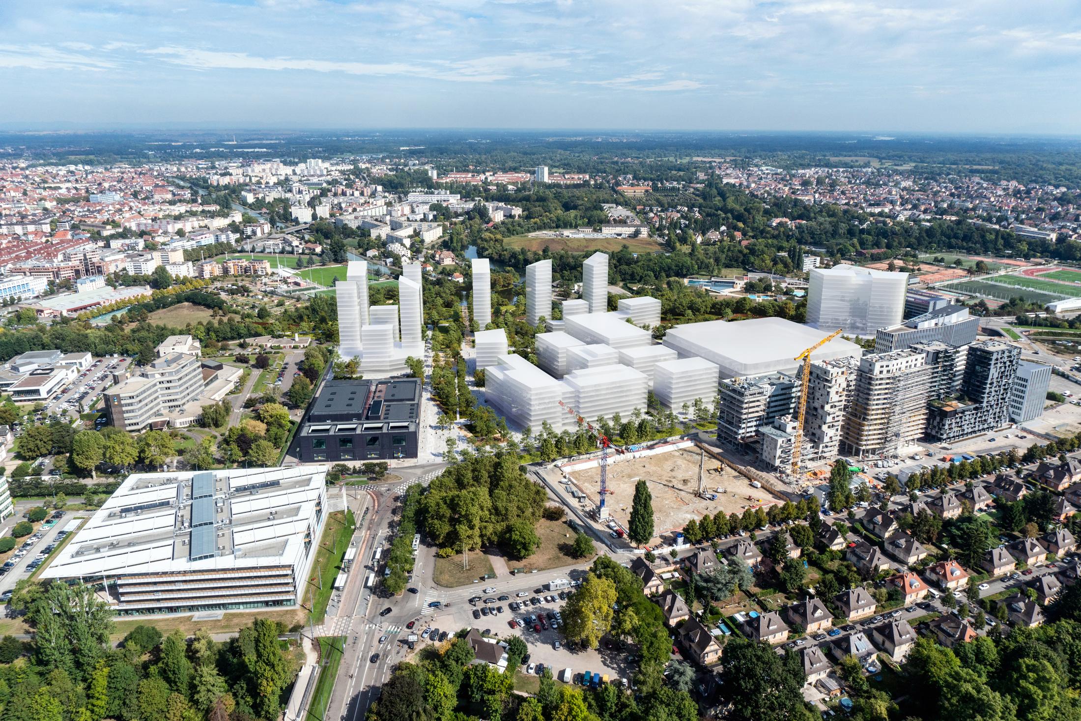 Archipel 2 Strasbourg