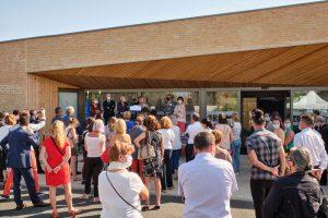 inauguration résidence lilas